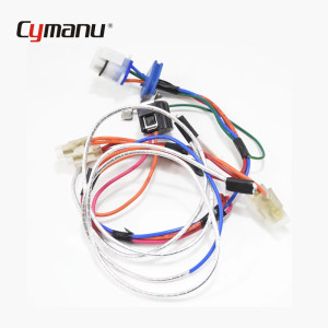 Customized ROHS compliant Refrigerator Wire Harness