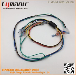 Custom Industrial Wire Harness