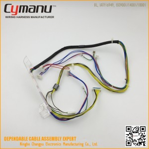 Home Appliance Wire Harness Microwave Oven Wire Harness