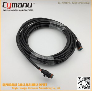 Customized Wire Harness for Water Managment System
