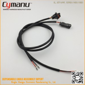 Custom Cable Harness for Control System