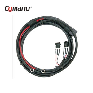 New Energy Wire Harness Cable Assembly