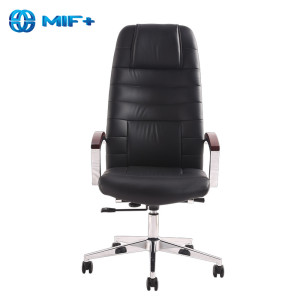 Luxury And Modern Design High Back Leather Office Chair