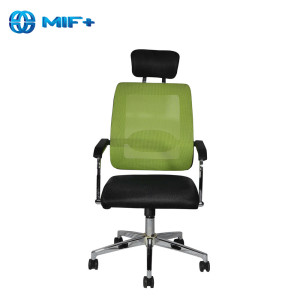 Modern Ergonomic And Flexible High Swivel Mesh Office Chair