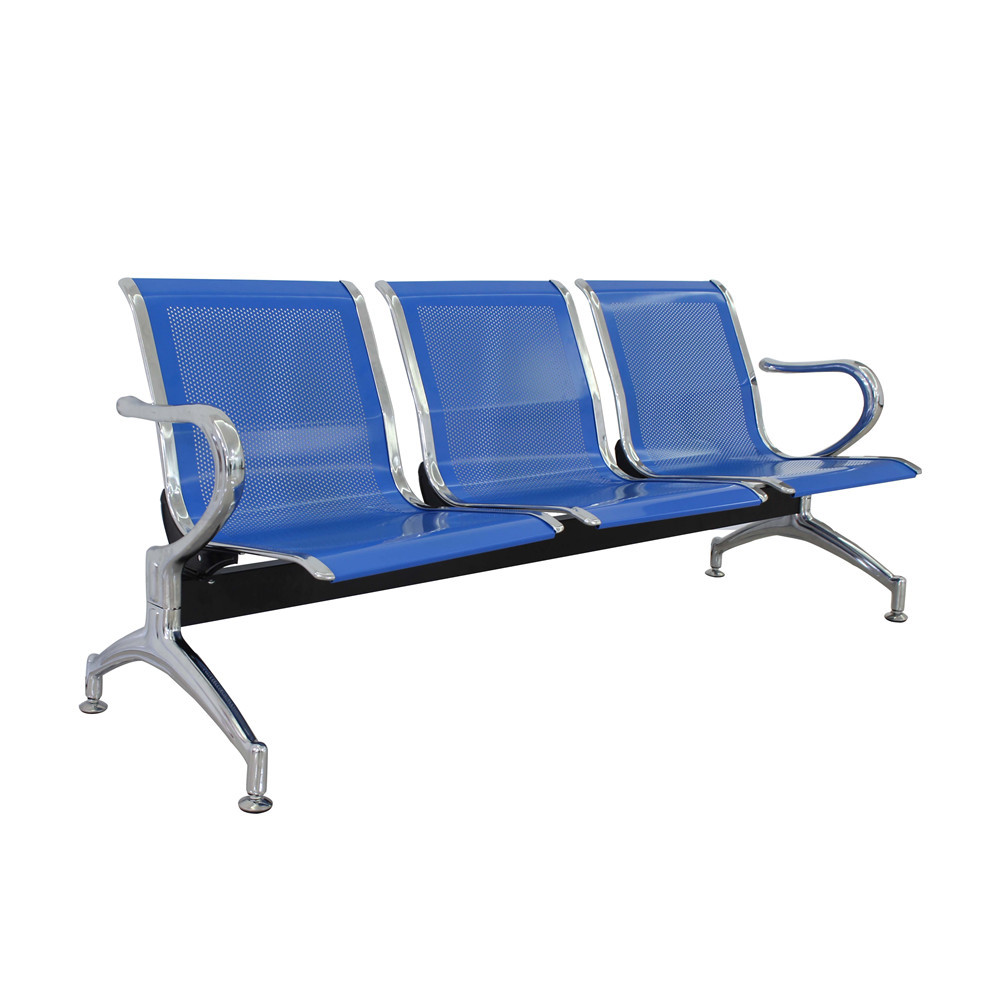 steel airport chair