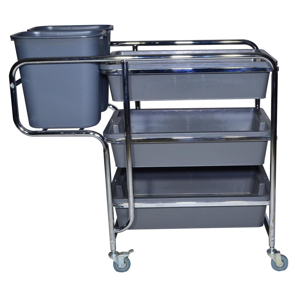 dish collecting cart