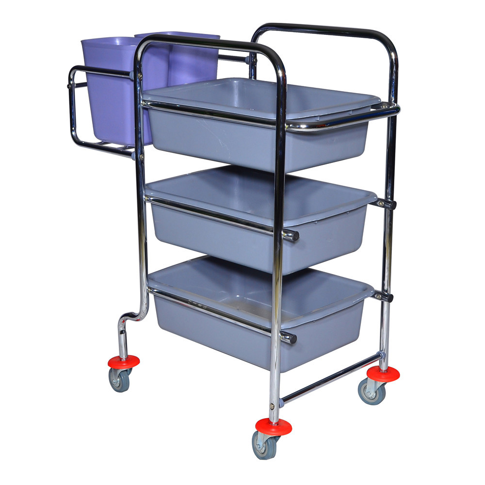 Stainless Steel Restaurant Carts
