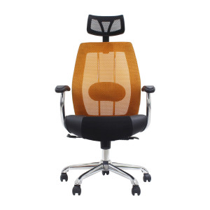 High back executive ergonomic office swivel chairs with wheels
