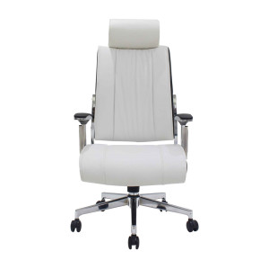 High back executive ergonomic computer metal office swivel arm chairs for office furniture
