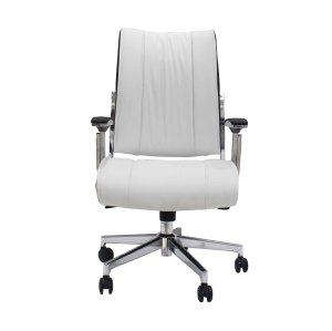 Metal leather office adjustable rolling arm chairs  for office furniture