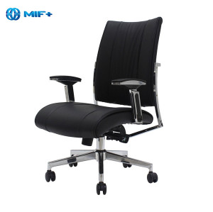 Workplace Series Mid-back Mesh and Fabric Office Chair