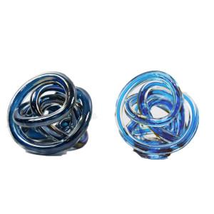 Orbit Glass Decor Ball