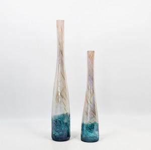 Long-necked Glass Vase