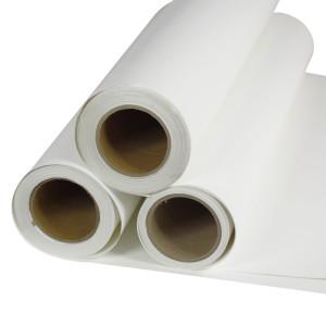 Eco solvent heat inkjet waterproof dark t-shirt transfer sticker paper