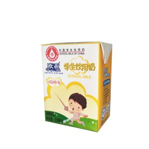 200ml aseptic processing and packaging material for Beverage Product filling