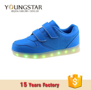 Led Casual Shoes 2018 New arrive Boys Girls Adult LED Light up Shoes High Top Flashing Sneakers(Kid/Women/Men)