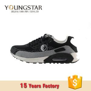 New Fashion Standard Design Black import sneakers