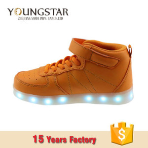 New Arrival Flashing Led Shoes Light Up Shoes Fashion LED Sneakers