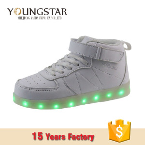 LED Light Up Shoes China Made Promotion Led Shoes Brand