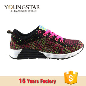 Running Shoes Fashion Breathable Sneakers Mesh Soft Sole Casual Athletic Lightweigh