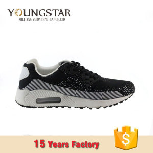 New Fashion Standard Design Black import sneakers Lightweight Sports Running Shoes