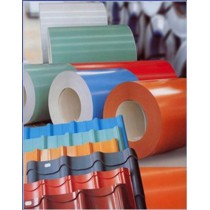 Yan steel-PPGI/Coloured roll/PPGI steel coil/Prepainted Steel Coil/pre painted galvanized steel coils
