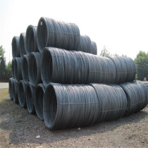 hot rolled steel wire rod in coils