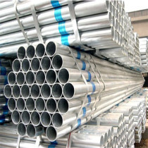 cold rolled galvanized steel pipe/tube for construction