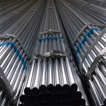 48mm hollow section galvanized steel pipe/gi tube