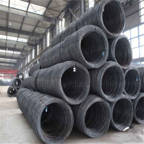 sae1006 hot rolled alloy low carbon steel wire rod in coils