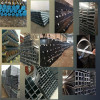 hollow iron pipe 150x150 steel square pipe