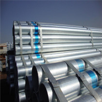 round and square gi carbon galvanized steel pipe tube
