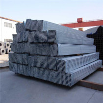 Q235 furniture pipe pre galvanized steel pipe