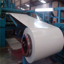 PPGI Coils, Color Coated Steel Coil, RAL9002 White Prepainted Galvanized Steel Coil