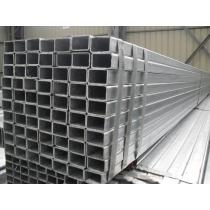 Black Structural Square Hollow Sections Steel Box Section