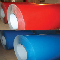 pre painted galvanized steel coil/sheet color coated gi coils Z40