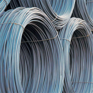 sae1008 1006 low carbon steel wire rod