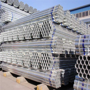 building materials galvanized round steel pipe /pre galvanized steel pipe/galvanized square steel pipe