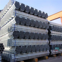 building materials zinc coated galvanized steel square pipe
