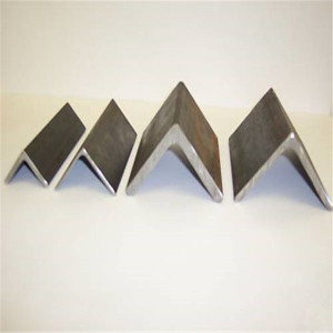 Structural carbon steel hot rolled mild equal angle iron (Q235 Q345 A36 S235jr S275jr S355jr)angle iron sizes