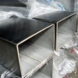 furniture frame pipe asian black iron square tube