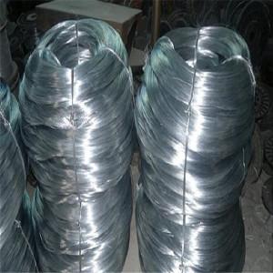 Iron Steel Galvanized Binding Wire
