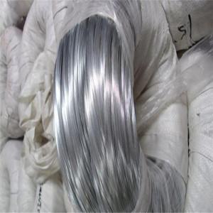 Cranston Pulp Baling Galvanized Wire
