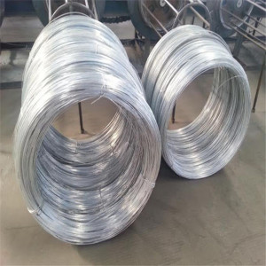 Galvanized baling wire with 2/3mm wire gauge