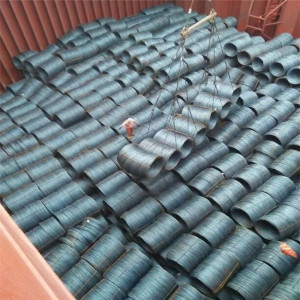 Black Annealed Wire, Made of sae1006, sae1008, sae1018 and Q195 Wire Rod Material