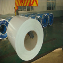 Roofing material prepainted galvanized steel