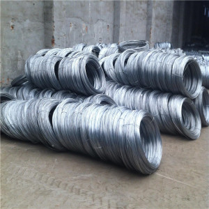 Hot-dipped Galvanized Iron Wire, Electric Steel Wire
