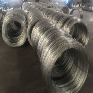 0.30mm galvanized iron wire for cable armoring or netting