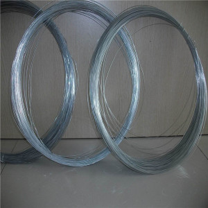 High-quality Electro-galvanized Iron Wire