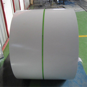 PPGI prepainted galvanized steel colored metal coils